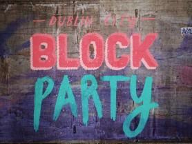 Dublin City Block Party 2014