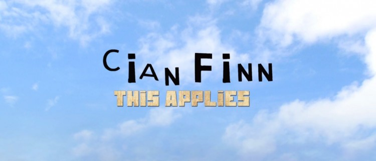 Cian Finn - This Applies